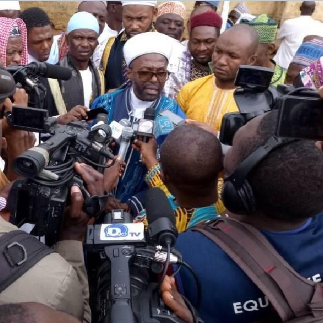 L'imam de Douala demande pardon aux candidats au Bepc