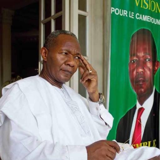 Message du Président Jean Blaise GWET, à Nos Enfants Victimes de KUMBA