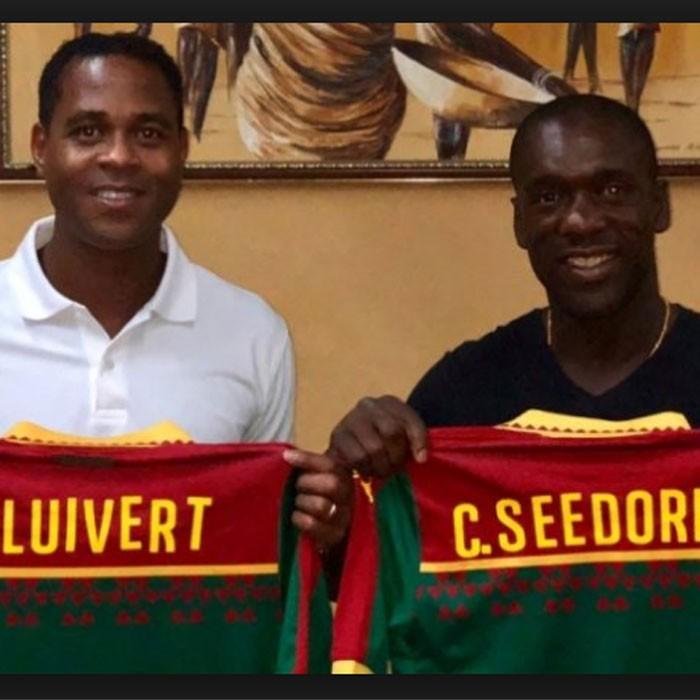 Football : Clarence Seedorf et Patrick Kluivert virés de la tête des Lions indomptables du Cameroun