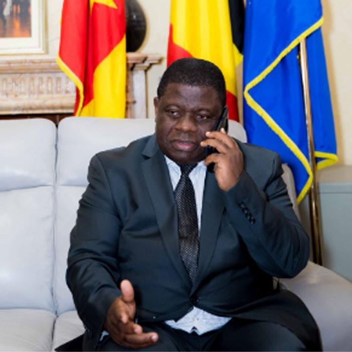 """Daniel Lemougouom: """"c'est l'unité nationale qui compte """" (vidéo)"""