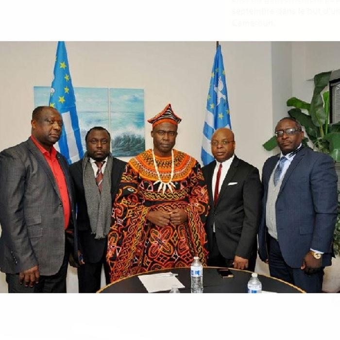 Les séparatistes anglophones du Cameroun s'allient aux indépendantistes du Biafra, au Nigeria