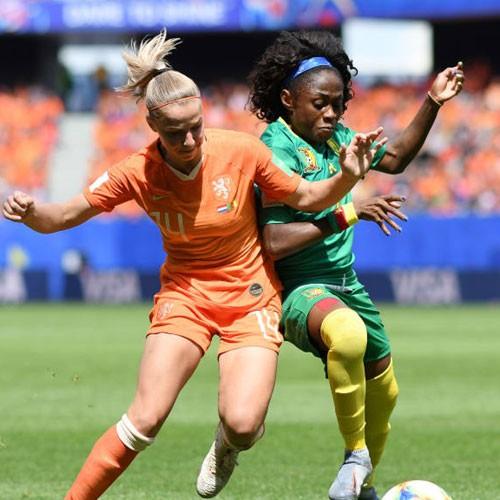 Pays-Bas 1-1 Cameroun: Aboudi Onguéné égalise pour les lionnes