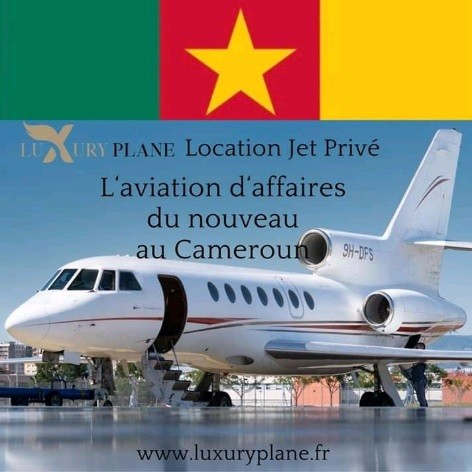 STRUCTURE D'AVIATION PRIVE, LUXURY PLANE POURSUIT SON ENVOL DANS LE PAYSAGE AFRICAIN DES AFFAIRES.