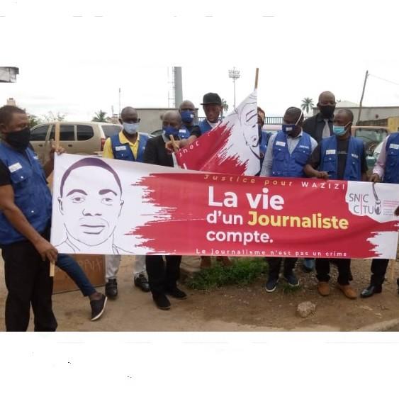 Les journalistes Camerounais dans le viseur de la loi anti-terroristes