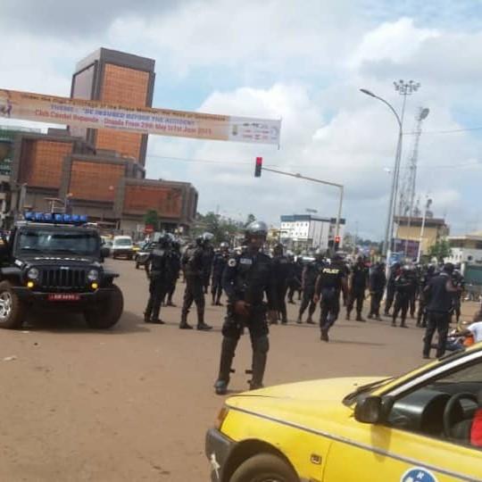 Marche du MRC : Mamadou Mota Vice-président du MRC actuellement détenu au SED