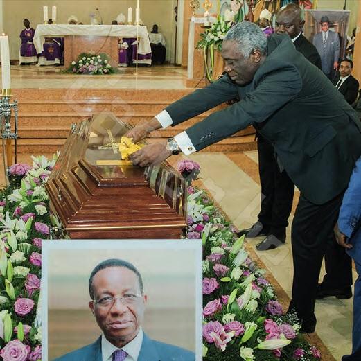 Martin Belinga Eboutou : Requiem pour un haut commis de l'Etat