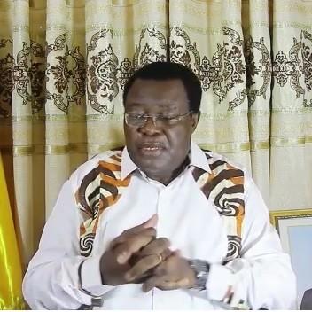 Jean De Dieu Momo est contre une élection présidentielle à deux tours