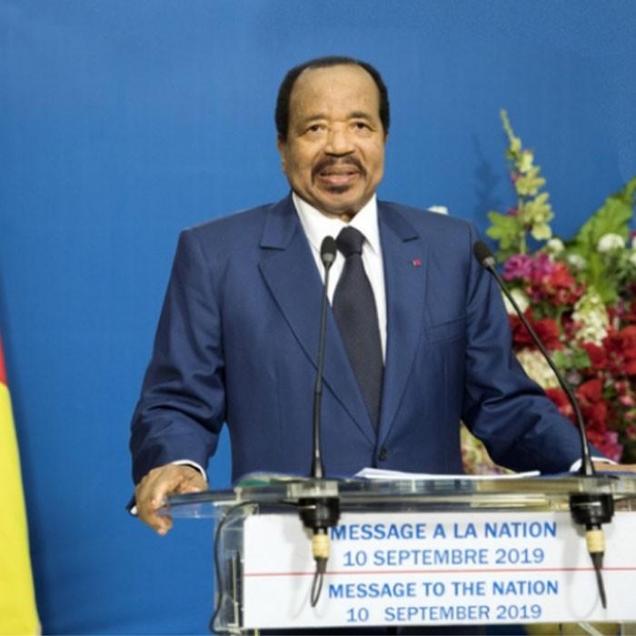 Discours de Paul Biya : Les internautes font le show