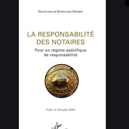Livre: Un droit particulier pour les notaires
