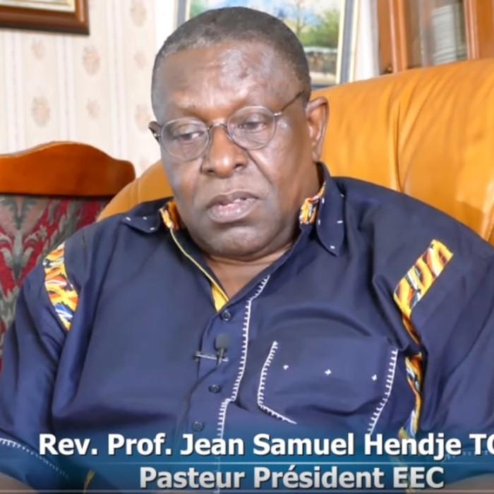 """France – Rév. Jean Samuel Hendje: """" Sans la paix dans l´Etat, même l´église ne peut pas prier Dieu »"""