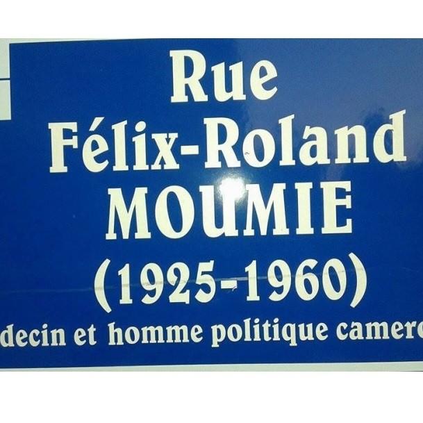 Montpellier:Une rue porte le nom de Félix Roland Moumié dont on commémore la mort ce 3 novembre 2020
