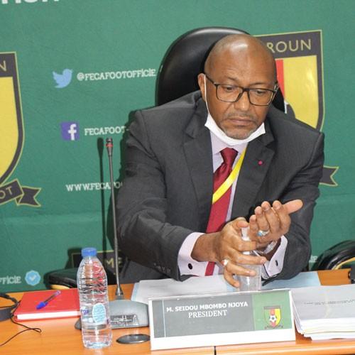 Seidou Mbombo Njoya et le bureau Exécutif font le mea culpa