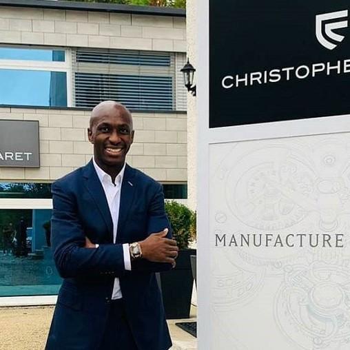 Stéphane Mbia devient ambassadeur de Christophe Claret