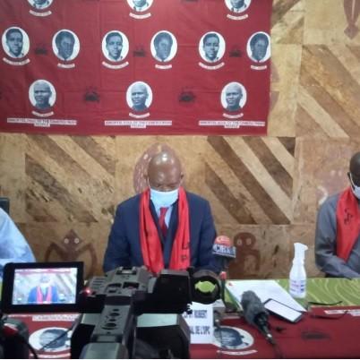 """Robert Bapooh Lipot """"l'UPC œuvre pour le rapatriement des restes d'Abel Kingue au Cameroun"""""""
