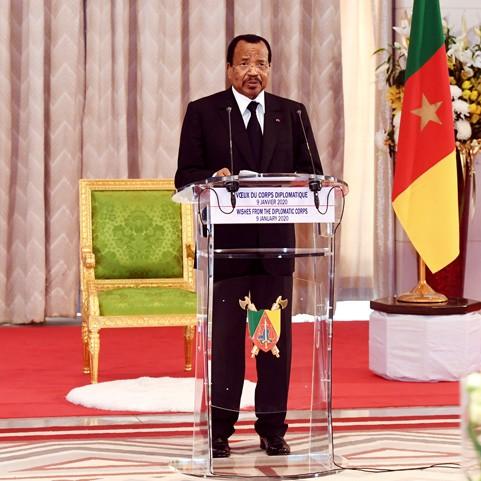 Vœux de Nouvel an : Paul Biya prône une mondialisation à visage humain