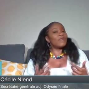 (Vidéo) Dr. Cécile Nlend et Jean-Georges Abomba nous éclairent l'Odysée finale(LOF)
