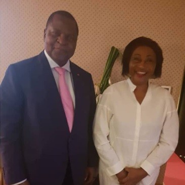 Centrafrique de Négoce et Commerce ou la garantie en  fourniture de biens et services