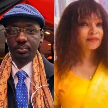 Saliou Cissé - Stella Masset: deux lobbyistes de Washington K Street  pour développer l'Afrique
