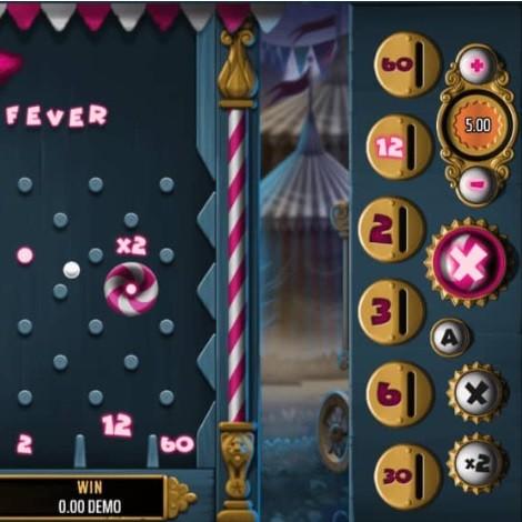 Circus fever sur Supergooal: le jeu de cirque populaire du moment pour gagner plus de gains