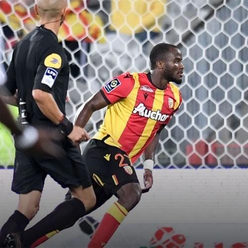 Ignatus Ganogo marque 3 buts en 3 matchs face au PSG