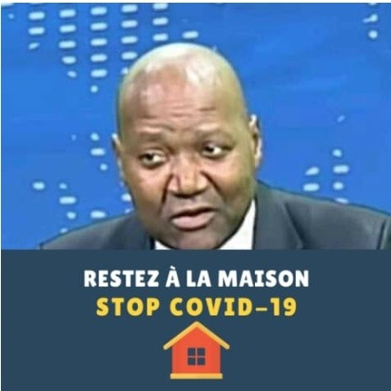 Covid-19: Situation in numbers/La situation en chiffres