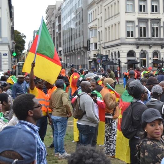 """Mise au point des associations de la diaspora combattante au sujet du Prix dit """"SOLI-UNI D'OR 2021"""""""