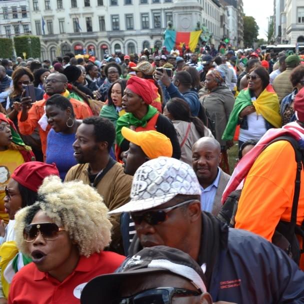 Diaspora camerounaise et souveraineté populaire