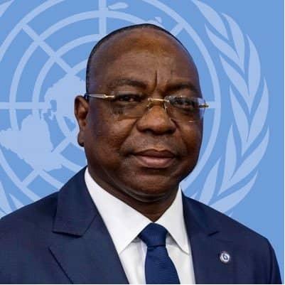 """Présidentielle en RCA : Mankeur Ndiaye affirme que le pays  """"est sur  la bonne voie"""""""