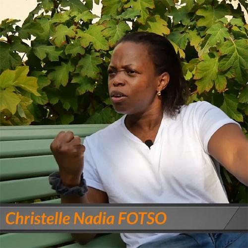 Révélation, Nadia Christelle Fotso : « J'ai écrit à Maurice Kamto» (vidéo)