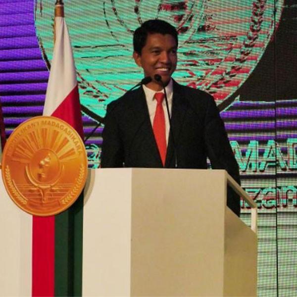 Présidentielle à Madagascar: la HCC valide la victoire d'Andry Rajoelina