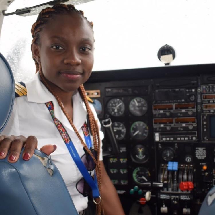 Pilote de ligne à seulement 21 ans