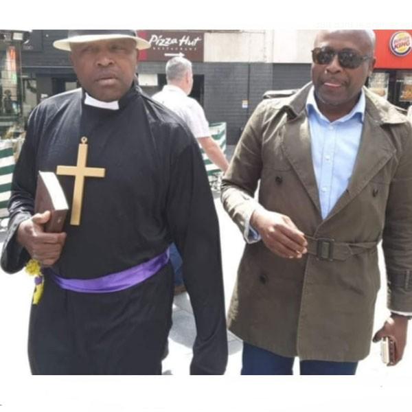 Une messe à Londres pour la paix au Cameroun brièvement interrompue par la Brigade Antisardinards UK