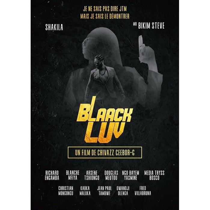 BLAACK-LUV: LE FILM DU RÉALISATEUR CHIVAZZ-CEEBOR-G LARGEMENT OVATIONNE AU CINÉMA LE LINCOLN A PARIS