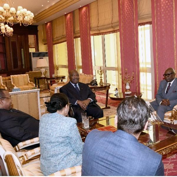 Gabon : Ali Bongo présidera un conseil des ministres ce mercredi à Libreville