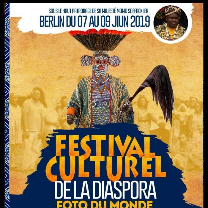 Allemagne-Diaspora: 2ème édition du Festival culturel de la diaspora Foto à Berlin