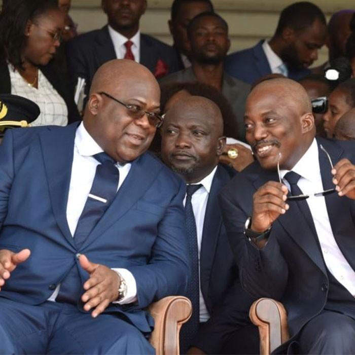 Les camps de Kabila et Tshisekedi s'accordent pour un gouvernement