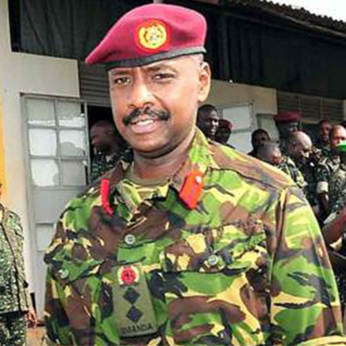 Ouganda: Le fils de Museveni devient N° 2 de l'armée