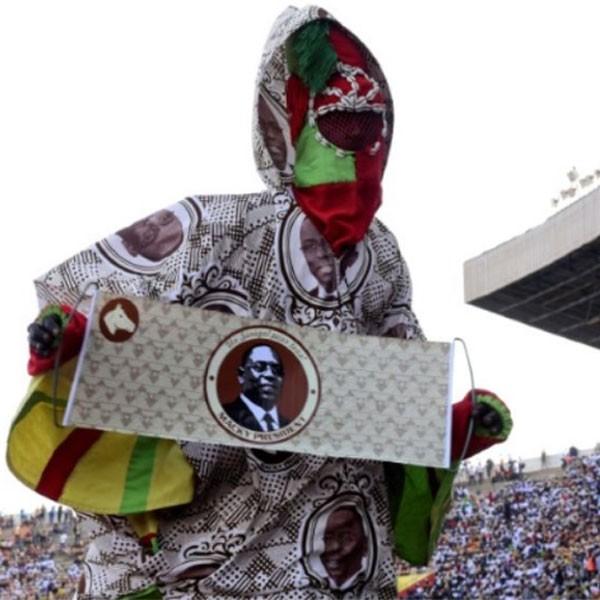 Présidentielles au Sénégal: Macky Sall gagne dès le premier tour