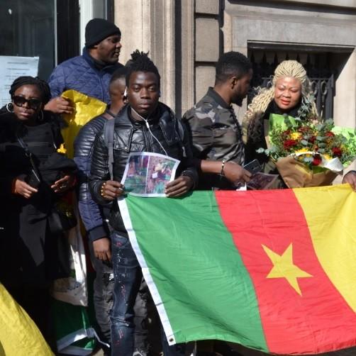 Les Camerounais de la diaspora rendent hommage aux victimes des émeutes de février 2008 au Cameroun