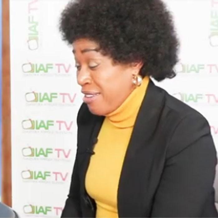 Nekalo Georgette, représentante du FPI sur Diaf-TV: ils ont découpé en morceaux mon oncle