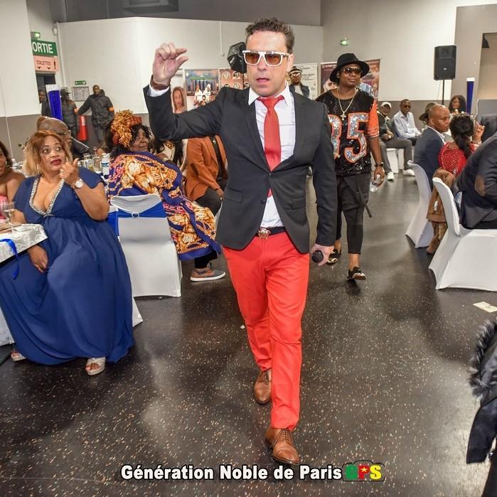DJ PETIT PIMENT: LA GRANDE CURIOSITÉ DE PARIS-NANTERRE LORS DE 10 ANS DE GÉNÉRATION NOBLE DE PARIS