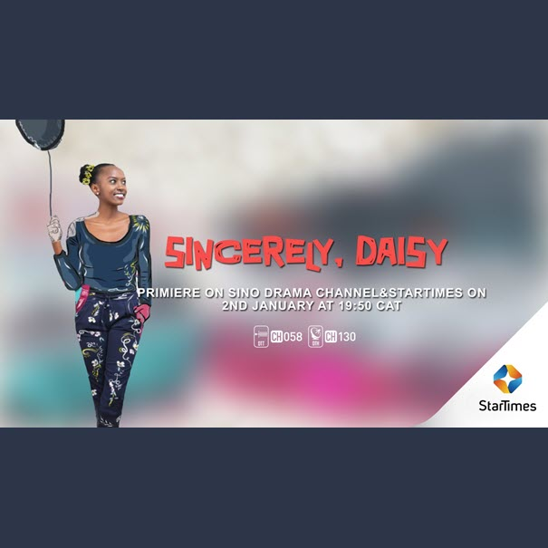 Kenyan movie « sincerely, daisy » to premiere on startimes.