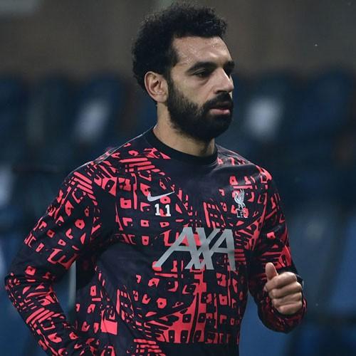 Mohamed Salah testé positif au Covid-19