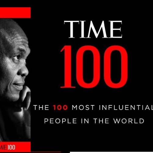 5 Africains parmi les 100 personnalités les plus influentes du monde en 2020 par le magazine TIME