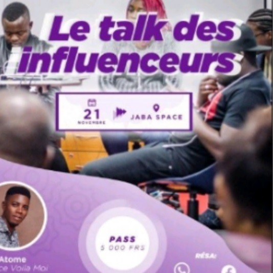 Le blog talk show: Un atelier pour influencer nos habitudes du digital