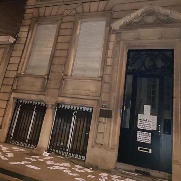 Casse à l'ambassade du Cameroun,Bruxelles: Un activiste camerounais face au juge le 12 mai prochain