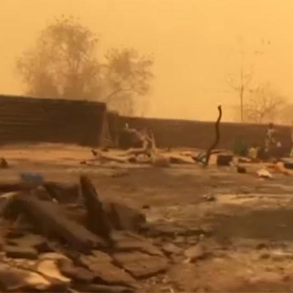 Mali : au moins 95 tués dans un village Dogon