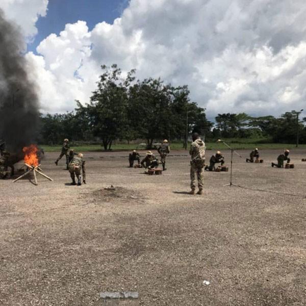 44 rebelles tués par les forces armées (gouvernement)