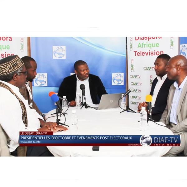 France- Cameroun : Débat Diaf-TV: Présidentielles camerounaises et événements post électoraux