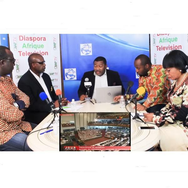 Débat Diaf-TV du 11 Nov Part 2: ce qu'ils pensent de la prestation de serment Paul Biya au Cameroun